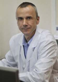 Alexander V. Stepanov.Roentgenologist, Ph.D. in Medicine. Head of the Radiography Department of the Radiology Center.